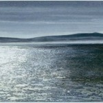 Approaching Iona by Judith Yarrow