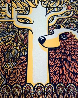 FoxandBird_Detail