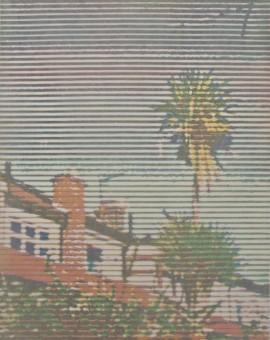 Trevor Banthorpe, Palmhouse 7, Woodblock print, 60x45cm, £450