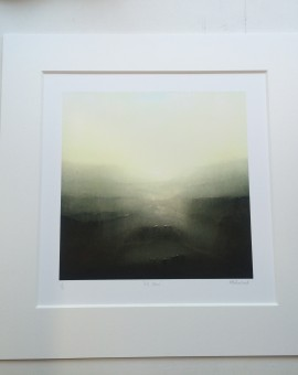 Hill View, limited edition print By Richard Whadcock (2)