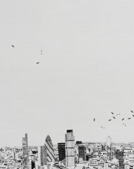 Rise and Shine London Skyline