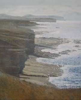 yesnaby cliffs, Judith Yarrow, Wyhcwood Art