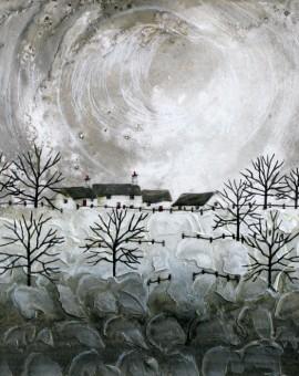 Anya Simmons-Boulder Ridge Cottages-Original-Wychwood Art