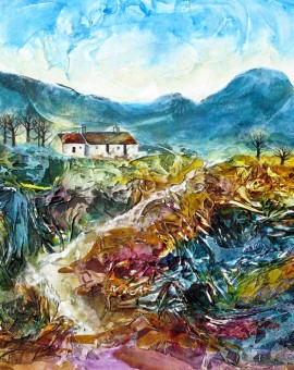 Anya Simmons-Heather Bothy-Open Print-Wychwood Art
