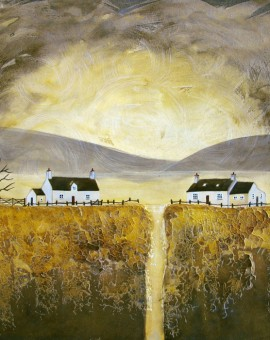 Anya Simmons-Roro Estate Balmenoch-Open Print-Wychwood Art