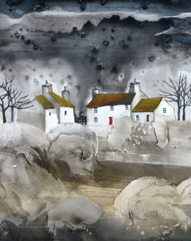 Anya Simmons-The Dragons Teeth-Limited Edition Print-Wychwood Art