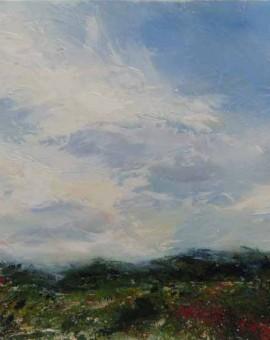 Alison Orchard seascape  wychwood art EC