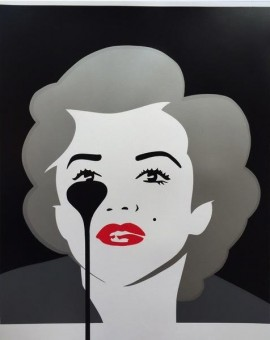 Pure Evil Dirty Marilyn Wychwood art