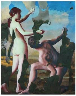 Daniel Ludwig Residue of Yesterday Wychwood art