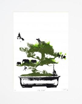 Katie Edwards Little Jungle Wychwood art