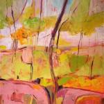 Elaine Kazimierczuk Kroller Muller bright woodland Wychwood Art