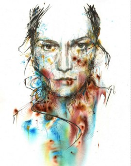 Carne Griffiths Overcome Wychwood Art