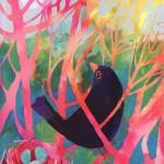 Carolyn Carter Blackbird's Nest Wychwood Art