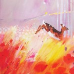 Carolyn Carter Deer's Leap Wychwood Art