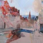 Carolyn Carter Distant Abbey Wychwood Art