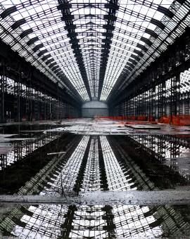 Alessandro Camaioni blood and steel Wychwood art