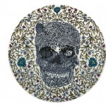 Andy Wilx Hedgerow Skull Wychwood Art