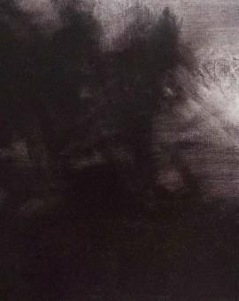 Annamarie Dzendrowskyj.Twilight-Great Western Hwy VI.Wychwood Art