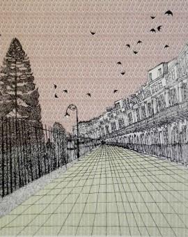 Clare Halifax Royal York Crescent Wychwood Art