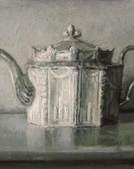 Sarah Spencer Teapot Wychwood Art
