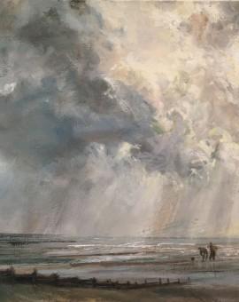 Sarah Spencer Worm Diggers Wychwood Art