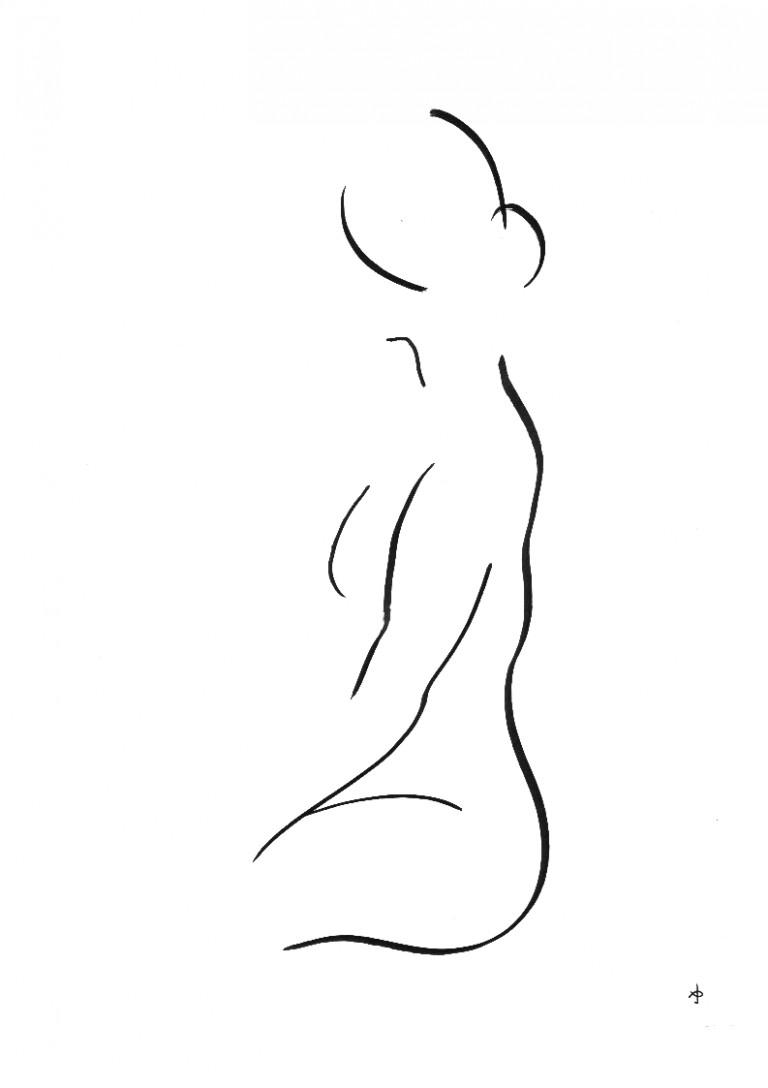 David Jones 9A figurative art