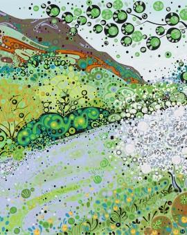 Katie Allen Allt Rhyd y Groes 3patterned prints