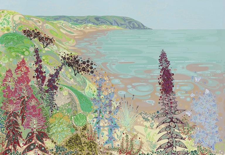 Katie Allen Shore-2 seascape prints