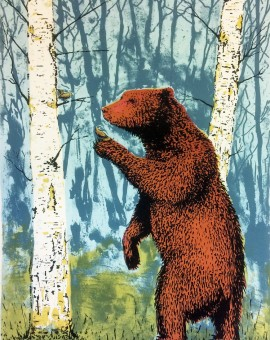 Tim Southall. Tender Bear. Wychwood Art