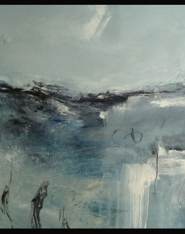mark stopforth WychwoodArt.jpeg  the sea (65x85 £1,200)