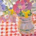 Lynne Cartlidge Spring Flowers 1  Still Life
