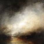 KERR ASHMORE - Night Falls - wychwood art