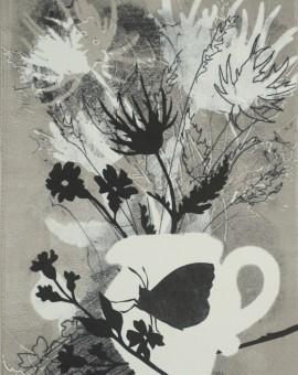Rosemary Farrer 'Butterfly on Campion' WychwoodArt.jpeg