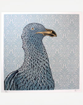 Andy Wilx Light Seagull Wychwood Art
