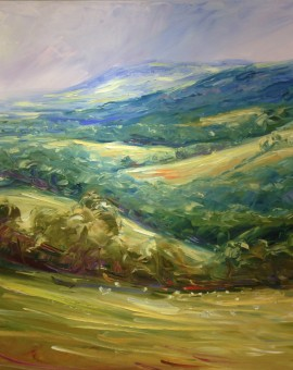 Rupert Aker Near Willersey, Chipping Campden Wychwood Art