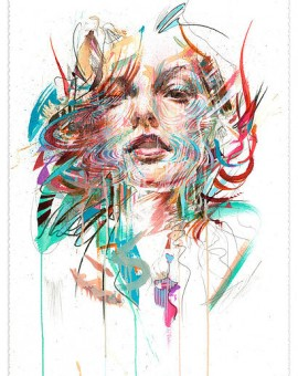 Carne Griffiths Unleashed Stylised art