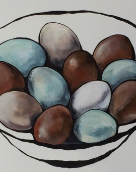 Lucy Routh Susies eggs