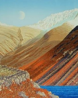 Mark A Pearce- Moon rising over Watewater (2)