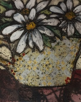 daisies by Vicky Oldfield
