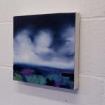 Waiting for you   Sophie Berger   Landscape painting   Wychwood art