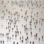 gather2 Henry Walsh Wychwood Art 50x50cm