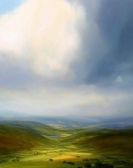 A Brighter Day_Harry_Wychwood Art Gallery