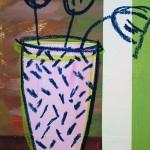 JennyBalmer_Memphis vase and lilac_Wychwood Art