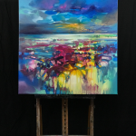 Scott Naismith - Abstract Landsape Artist - Wychwood Art Gallery