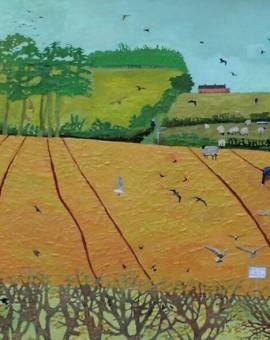 Wychwood Art - Andrea Allen