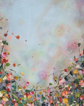 spring colour - Lee Herring - Wychwood Art