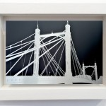 Little London, Albert bridge, Wychwood Art