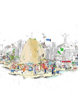 Rio - Laura Jordan - Wychwood Art