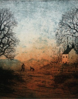 Tim Southall, Coming Home, Wychwood Art