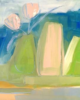 Diane Whalley A Perfect Sunday Wychwood Art